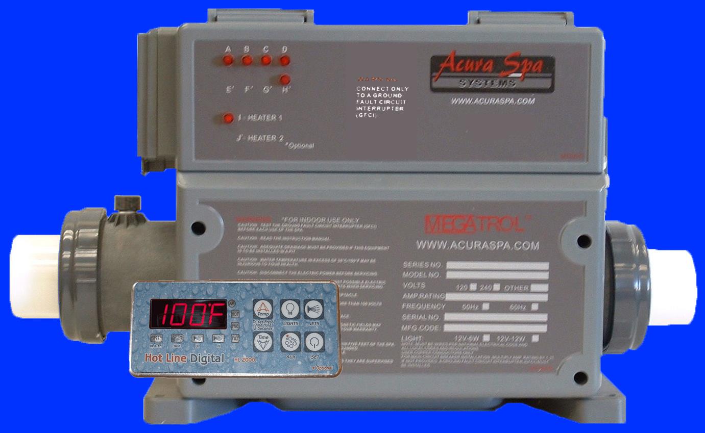 Morgan Spas Manualcaldera Spa Wiring Diagram And Schematics
